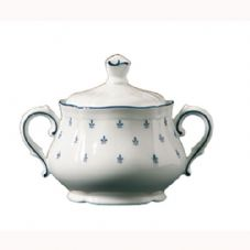 Richard Ginori Royal Blue Sugar Bowl 270cc